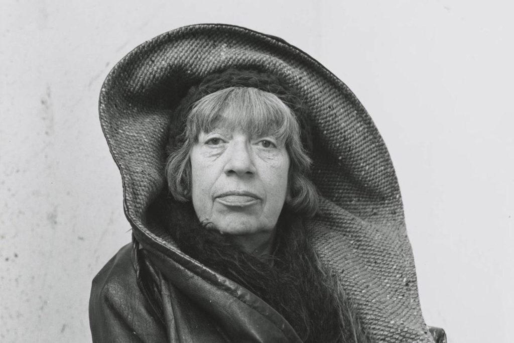 Lee Krasner Portrait